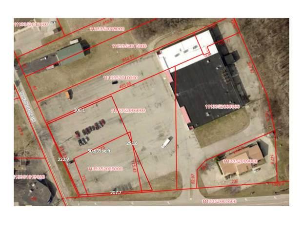 1800 S Burlington Drive, Muncie, IN 47302 (MLS #202011610) :: The ORR Home Selling Team