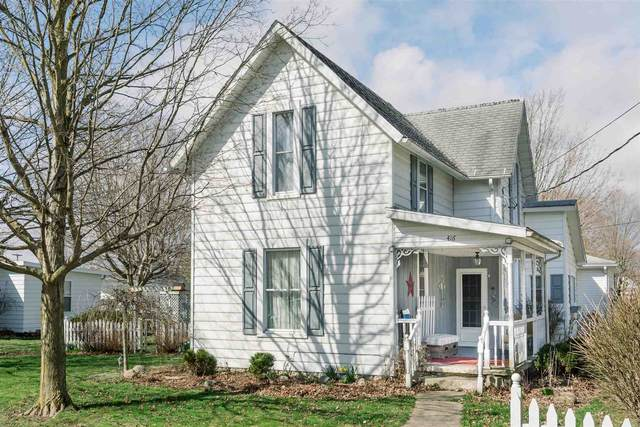 416 Funk Street, Mulberry, IN 46058 (MLS #202011616) :: The Carole King Team