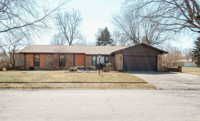 1321 Avalon Court, Kokomo, IN 46902 (MLS #202011622) :: The Romanski Group - Keller Williams Realty