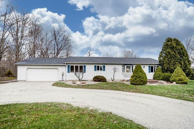 4497 E Northport Road, Rome City, IN 46784 (MLS #202011624) :: The Dauby Team
