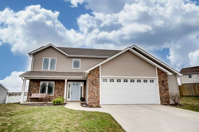 1207 Mount Fable Place, Fort Wayne, IN 46845 (MLS #202011629) :: Parker Team