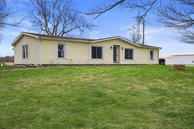 10705 E County Road, Selma, IN 47383 (MLS #202011636) :: The ORR Home Selling Team