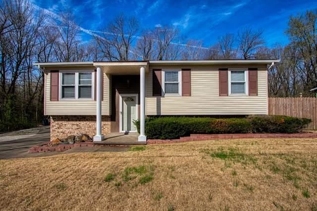 5200 N Kerth Avenue, Evansville, IN 47711 (MLS #202011647) :: The ORR Home Selling Team