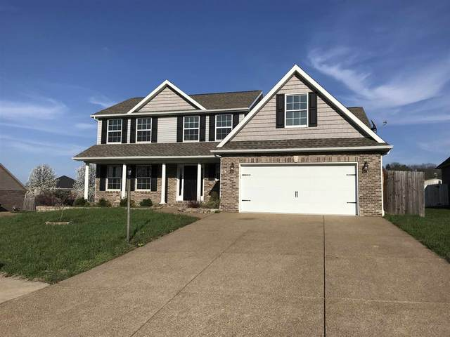 15201 Kingsmont Drive, Evansville, IN 47725 (MLS #202011657) :: The ORR Home Selling Team