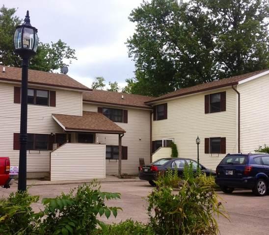 601 W Allen Street B, Bloomington, IN 47404 (MLS #202011686) :: Hoosier Heartland Team | RE/MAX Crossroads