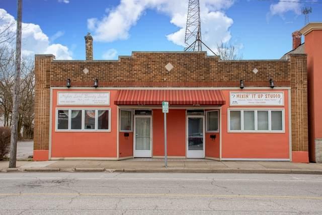 1122-124 W Western Avenue, South Bend, IN 46601 (MLS #202011725) :: Hoosier Heartland Team | RE/MAX Crossroads