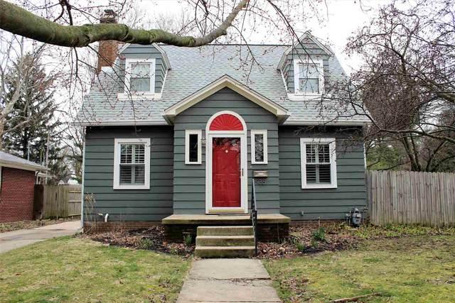 935 N Chauncey Avenue, West Lafayette, IN 47906 (MLS #202011742) :: The Romanski Group - Keller Williams Realty
