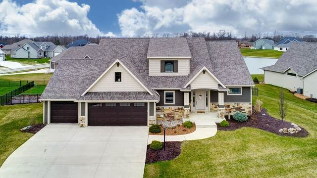 14921 Whisper Rock Boulevard, Fort Wayne, IN 46845 (MLS #202011746) :: Hoosier Heartland Team | RE/MAX Crossroads