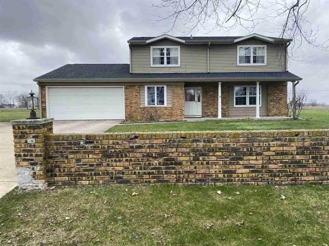 5335 N 352 W Road, Huntington, IN 46750 (MLS #202011774) :: Select Realty, LLC