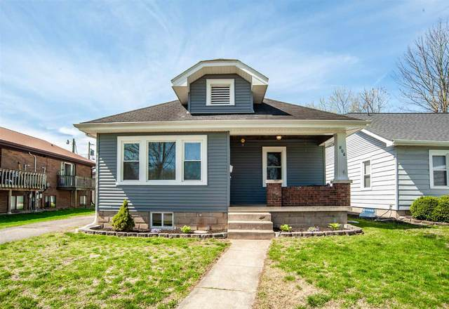 808 Central Place, Columbus, IN 47201 (MLS #202011778) :: Hoosier Heartland Team   RE/MAX Crossroads