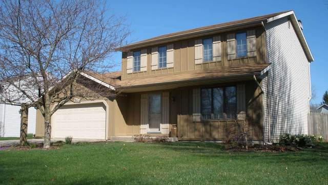 8819 Glenrock Drive, New Haven, IN 46774 (MLS #202011857) :: Anthony REALTORS