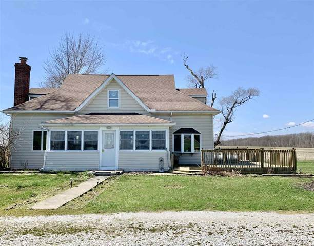 2351 N 800 E Road, Marion, IN 46952 (MLS #202011899) :: The Carole King Team