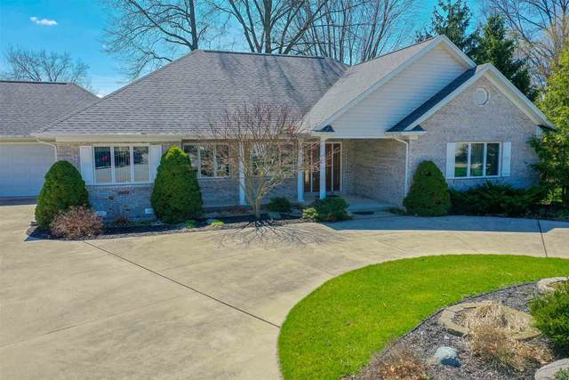 1402 N Lakeshore Drive, Marion, IN 46952 (MLS #202011914) :: The Carole King Team