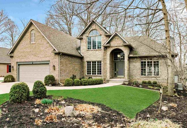 2017 Durkees Run Court, Lafayette, IN 47905 (MLS #202011917) :: The Carole King Team