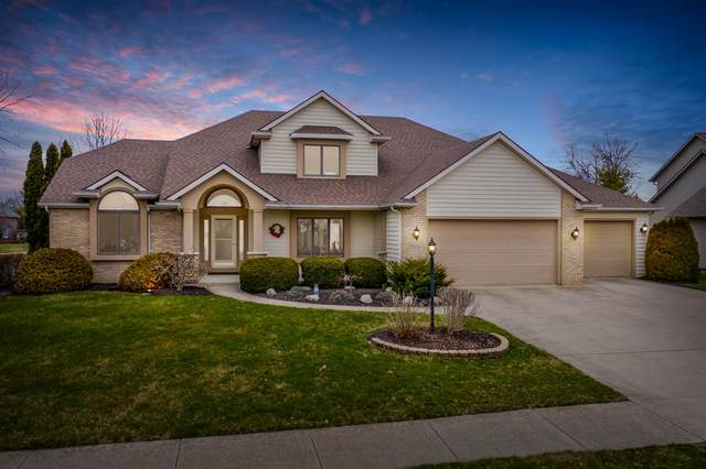 9503 Sea View Cove, Fort Wayne, IN 46835 (MLS #202011942) :: Anthony REALTORS
