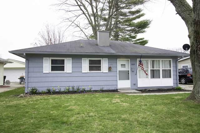 2601 Meadow Drive, Lafayette, IN 47909 (MLS #202011953) :: The Romanski Group - Keller Williams Realty