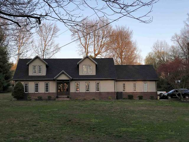 3452 Ridgewood Drive, Rockport, IN 47635 (MLS #202011992) :: Anthony REALTORS
