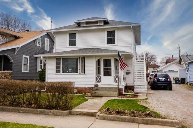 1910 Saint Marys Avenue, Fort Wayne, IN 46808 (MLS #202012001) :: Select Realty, LLC