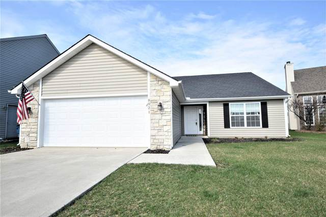 8021 Wethersfield Cove, Fort Wayne, IN 46835 (MLS #202012028) :: Anthony REALTORS
