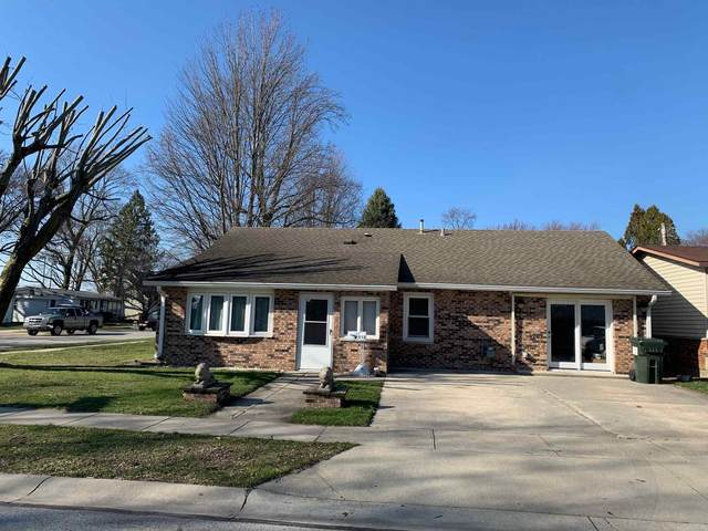 512 Freeman Drive, Monticello, IN 47960 (MLS #202012036) :: The Romanski Group - Keller Williams Realty