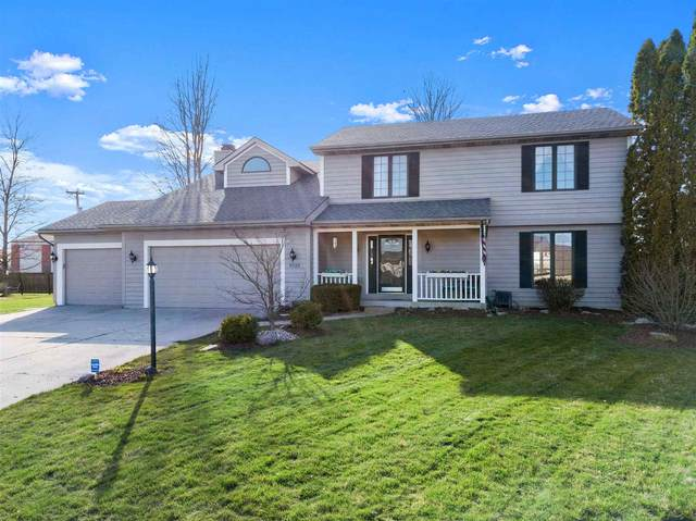 9723 West Cove Court, Fort Wayne, IN 46804 (MLS #202012079) :: Anthony REALTORS