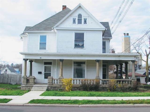 812 High Street, Logansport, IN 46947 (MLS #202012088) :: The Carole King Team