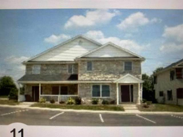 1288 S Cobble Creek Circle #71, Bloomington, IN 47401 (MLS #202012120) :: The ORR Home Selling Team