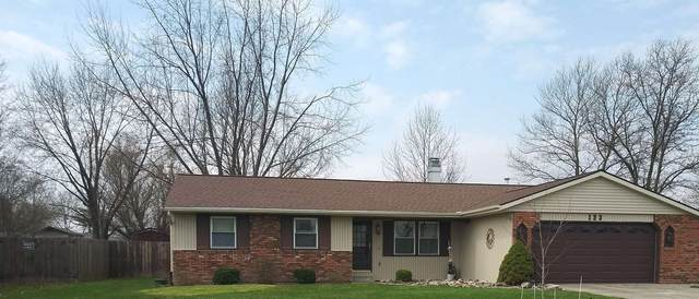 123 Ridgeview Place, Bluffton, IN 46714 (MLS #202012172) :: The ORR Home Selling Team