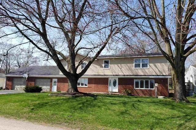 4513 E Oakcrest Drive, Monticello, IN 47960 (MLS #202012187) :: The Romanski Group - Keller Williams Realty