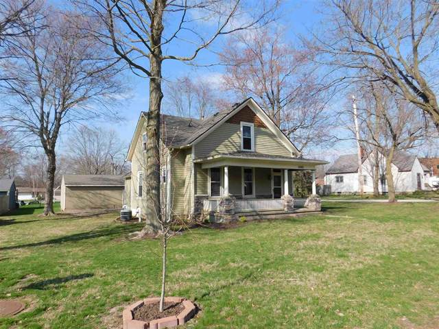 6940 Church Street, Stockwell, IN 47983 (MLS #202012208) :: The Romanski Group - Keller Williams Realty