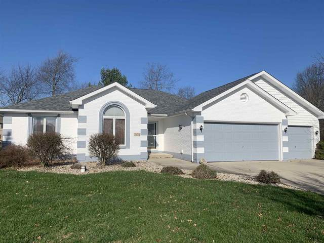 2103 Kerri Lynn Lane, Kokomo, IN 46902 (MLS #202012209) :: The Romanski Group - Keller Williams Realty