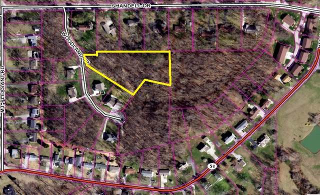 Lot 11 Woodland Drive, Bedford, IN 47421 (MLS #202012227) :: Anthony REALTORS