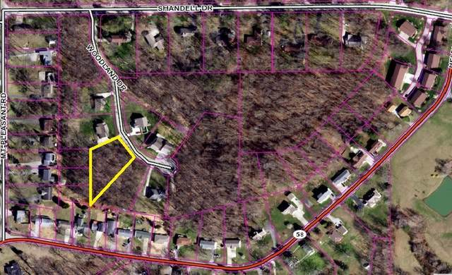 Lot 3 Woodland Drive, Bedford, IN 47421 (MLS #202012240) :: Hoosier Heartland Team | RE/MAX Crossroads