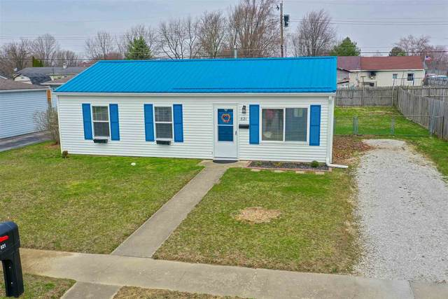 821 Virgil Drive, Gas City, IN 46933 (MLS #202012338) :: The Carole King Team