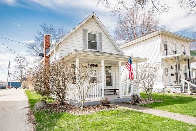 105 W Ellsworth Street, Columbia City, IN 46725 (MLS #202012343) :: TEAM Tamara