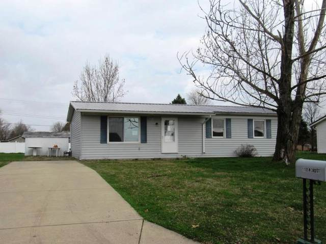 1104 W 3rd Street, Ligonier, IN 46767 (MLS #202012347) :: TEAM Tamara