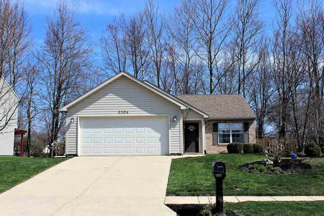 2304 Southaven Boulevard, Lafayette, IN 47909 (MLS #202012350) :: The Carole King Team