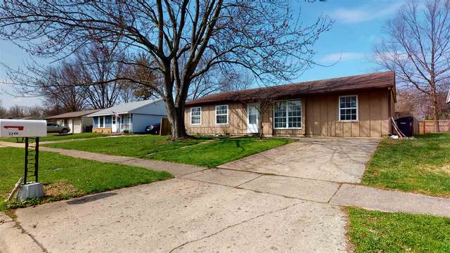 3246 Chaucer Drive, Lafayette, IN 47909 (MLS #202012360) :: The Carole King Team