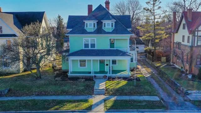 703 W 4TH Street, Marion, IN 46952 (MLS #202012662) :: The Romanski Group - Keller Williams Realty