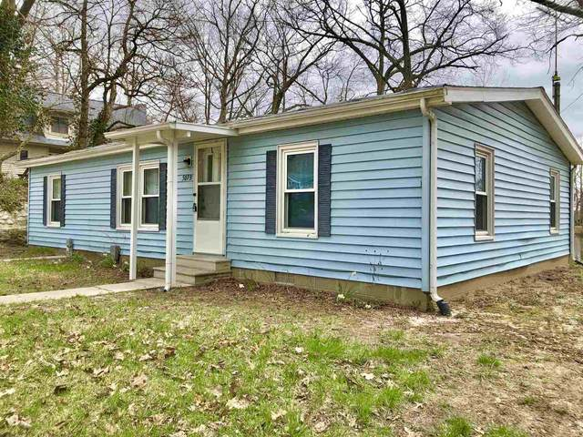 5073 W Lakeview Park Road, Warsaw, IN 46580 (MLS #202012883) :: Anthony REALTORS