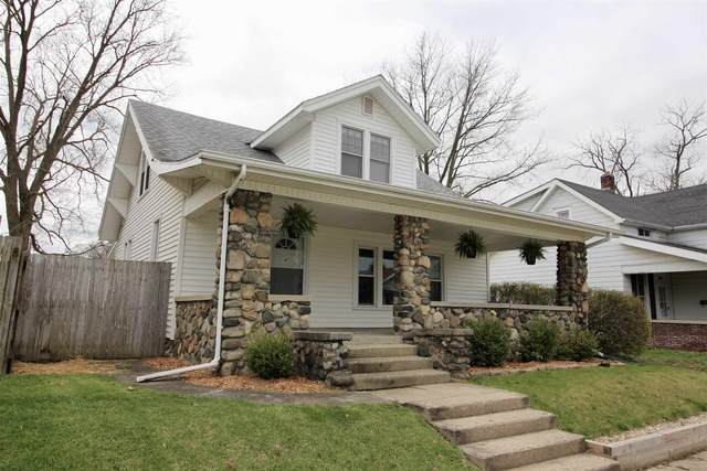 711 W 2nd Street, Marion, IN 46952 (MLS #202013246) :: The Carole King Team