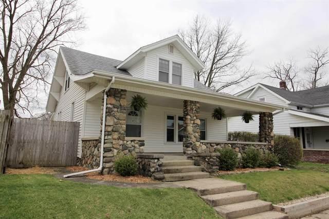 711 W 2nd Street, Marion, IN 46952 (MLS #202013246) :: The Romanski Group - Keller Williams Realty
