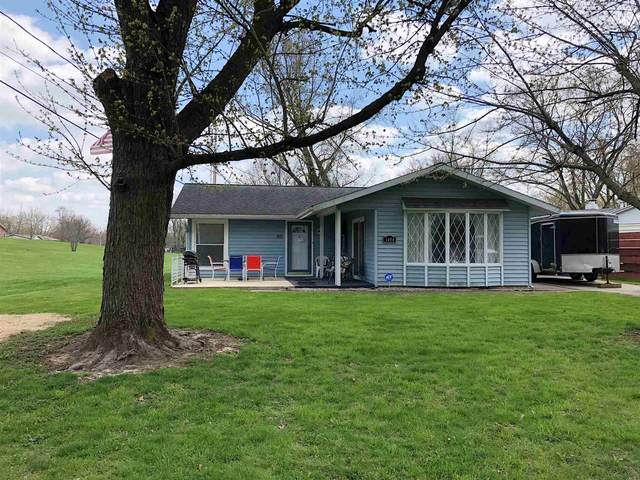 1404 N North Court, Marion, IN 46953 (MLS #202013599) :: Parker Team