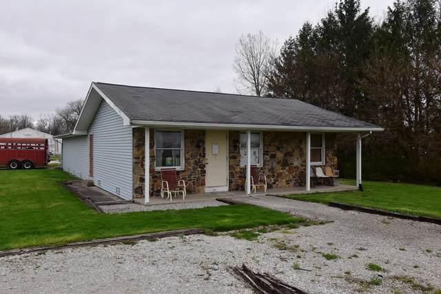 1574 N County Road 0 Ew Road, Frankfort, IN 46041 (MLS #202013676) :: The Romanski Group - Keller Williams Realty