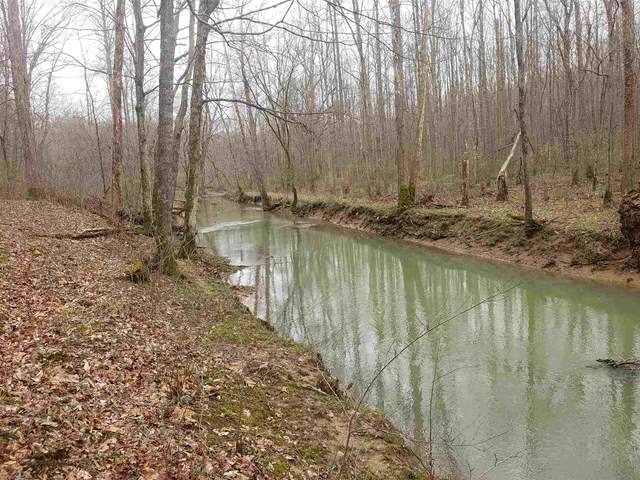 44.4 Acres Graded Road, Williams, IN 47470 (MLS #202014067) :: The ORR Home Selling Team