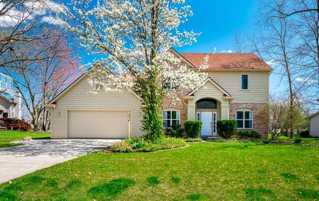 2109 Inverness Lakes Crossing, Fort Wayne, IN 46804 (MLS #202014080) :: Anthony REALTORS