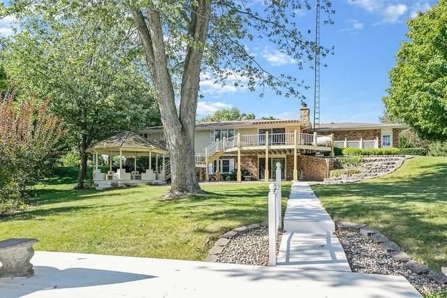 715 E Boydston Mill Drive, North Webster, IN 46550 (MLS #202014166) :: Hoosier Heartland Team | RE/MAX Crossroads