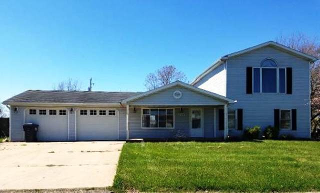 402 Tennessee Street, Parker City, IN 47368 (MLS #202014605) :: The Romanski Group - Keller Williams Realty