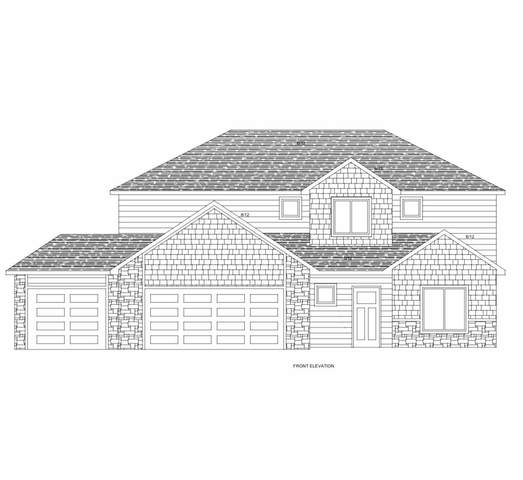 671 Little River Trace, Ossian, IN 46777 (MLS #202014619) :: The Dauby Team