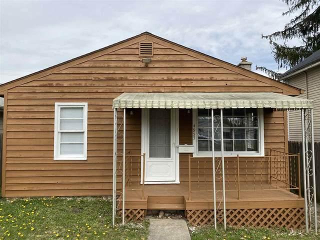 4933 S Harrison Street, Fort Wayne, IN 46807 (MLS #202014844) :: TEAM Tamara